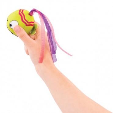 Tarcza z rzutkami na rzepy Rekin Hungry Toss Finley B. Toys