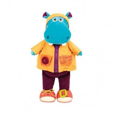 Chichotek z suwakiem HIPCIO Giggly Zippies Hank B. Toys