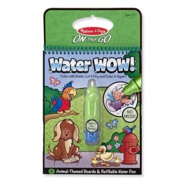 Kolorowanka wodna WaterWOW! zwierzęta Melissa & Doug.