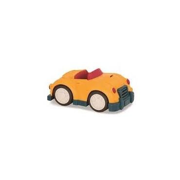 Samochów wyścigowy ROADSTER żółty Wonder Wheels
