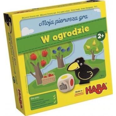 Moja pierwsza gra W ogrodzie Haba