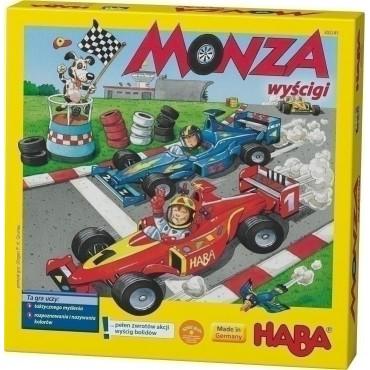 Gra Monza wyścigi Haba