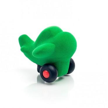Samolot sensoryczny zielony mikro Rubbabu