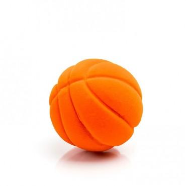 Piłka koszykówka sensoryczna pomarańczowa mała Rubbabu