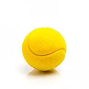 Piłka tenisowa sensoryczna żółta mała Rubbabu