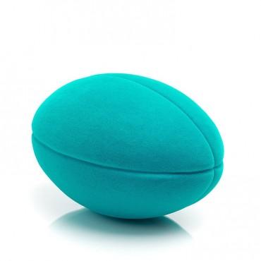 Piłka rugby sensoryczna turkusowa Rubbabu