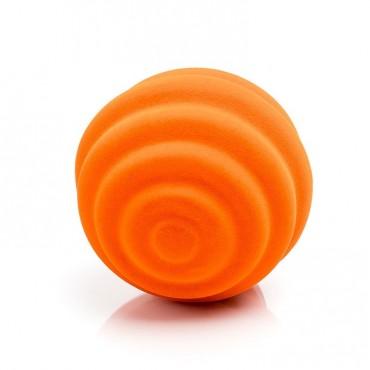 Piłka fale sensoryczna pomarańczowa Rubbabu