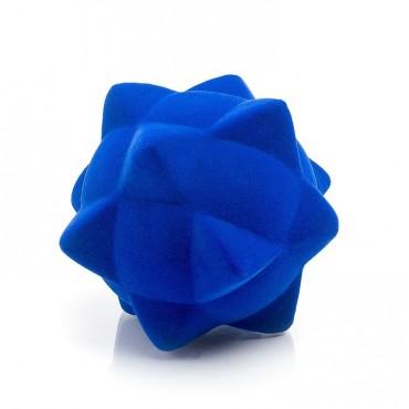 Piłka piramidy sensoryczna niebieska Rubbabu