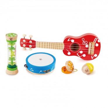 Zestaw instrumentów muzycznych Hape
