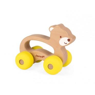 Miś pojazd Baby Pop Janod