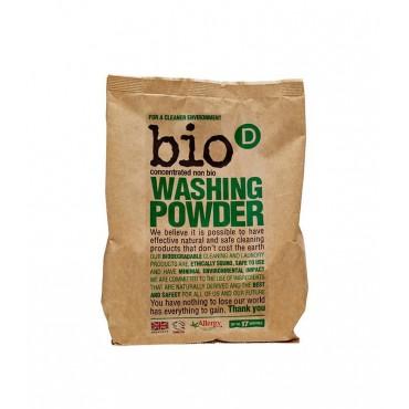 Skoncentrowany, hipoalergiczny, niebiologiczny proszek do prania, 1kg Bio-D
