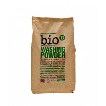 Skoncentrowany, hipoalergiczny, niebiologiczny proszek do prania, 2 kg Bio-D