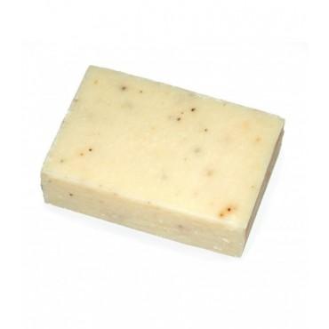 Mydło z organicznym olejkiem konopnym z dodatkiem otrębów, delikatne, nawilżające, 90 g Bio-D