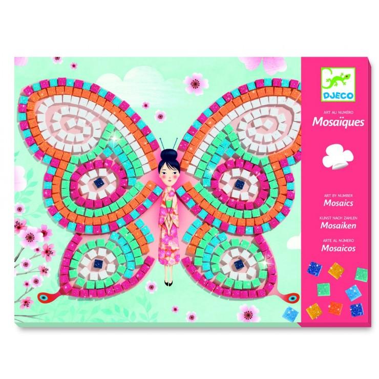 Mozaiki Motylki Djeco