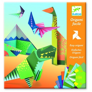 Origami Dinozaury Djeco