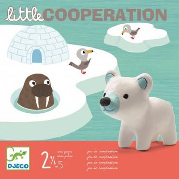 Gra Zwierzaki na Arktyce Djeco