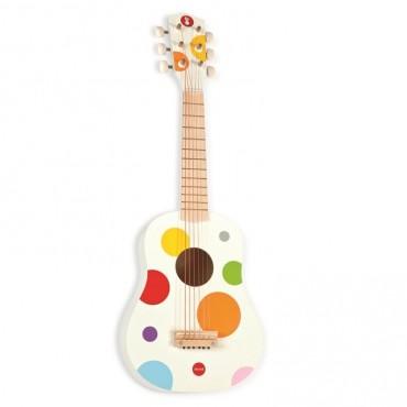 Gitara duża Confetti Janod