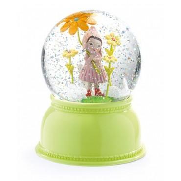 Lampka nocna Dziewczynka Djeco