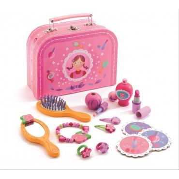 Podręczny zestaw małej damy w walizeczce Djeco