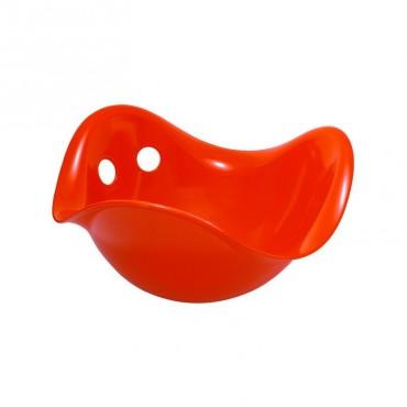 Muszelka Bilibo - kolor czerwony Moluk