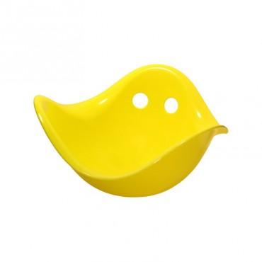 Muszelka Bilibo - kolor żółty Moluk