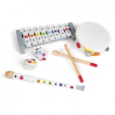 Zestaw instrumentów Confetti Janod
