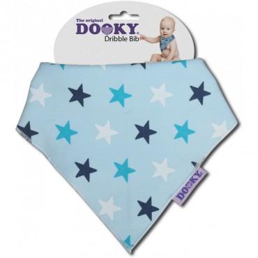 Bandamka Dribble Bib Blue Stars Dooky