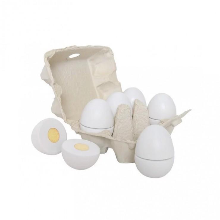 Drewniane jajka Jabadabado