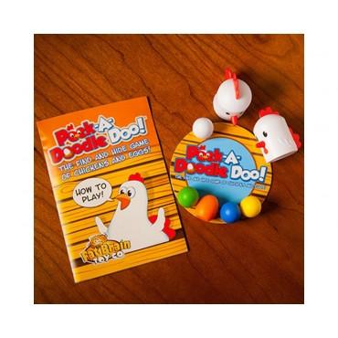 Gra Kurnik Peek-A-Doodle Doo Fat Brain Toys
