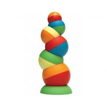 Kule Tobbles Wieża dla malucha Fat Brain Toys