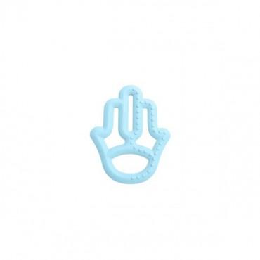 Gryzak silikonowy niebieski Minikoioi