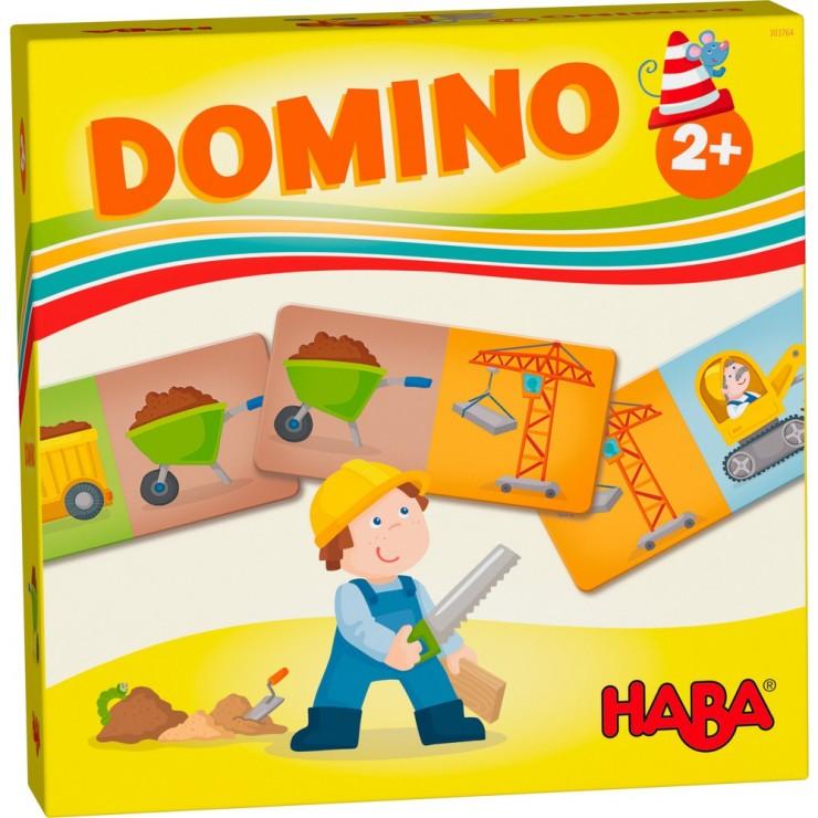 Gra Domino Budowa Haba