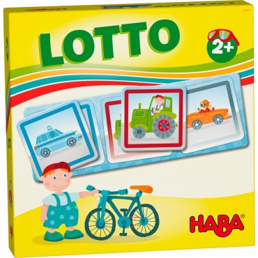 Gra Lotto Pojazdy Haba