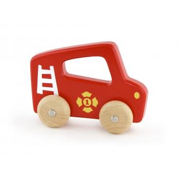 Pierwsza zabawka do rączki - straż pożarna Viga