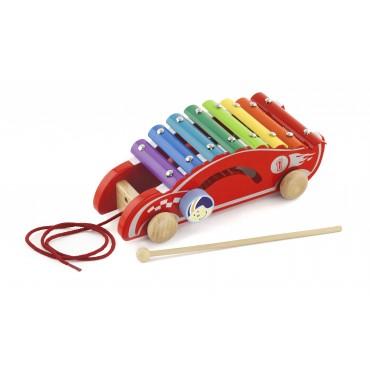 Cymbałki - samochód wyścigowy Viga