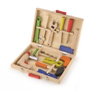 Walizka - skrzynka z narzędziami Viga