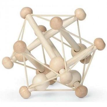 Drewniana zabawka, Elastyczna bryła, Manhattan Toy