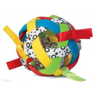 Kolorowa piłka Manhattan Toy