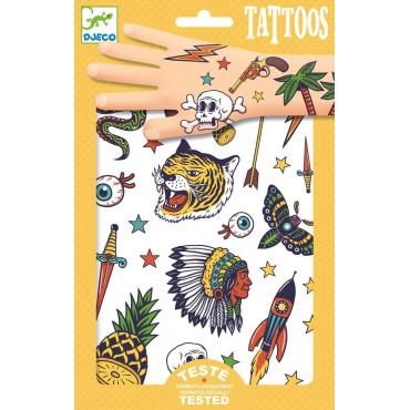 Tatuaże BANG-BANG Djeco