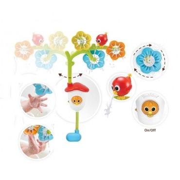 Karuzela Sensoryczna Kwiatki Yookidoo