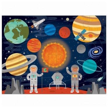Puzzle Podłogowe Kosmos Petit Collage