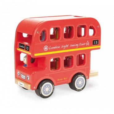 Drewniany autobus Berniego, Indigo Jamm