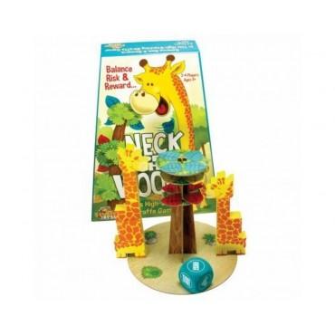 Gra Głodne Żyrafy Fat Brain Toys