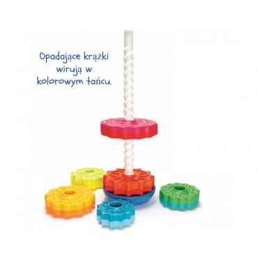 Spin Again - Zakręcona Wieża Fat Brain Toys
