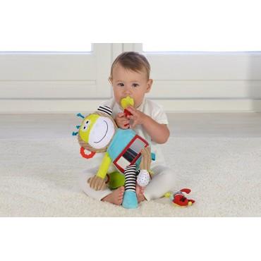 Ucz się i baw z Małpką zabawka sensoryczna Dolce