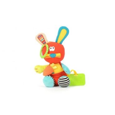 Mały Króliczek zabawka sensoryczna Dolce
