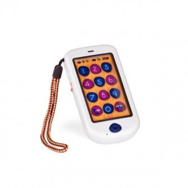 Telefon dotykowy perłowa kość słoniowa HiPhone B.Toys