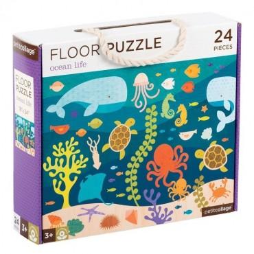 Puzzle Podłogowe Ocean Petit Collage