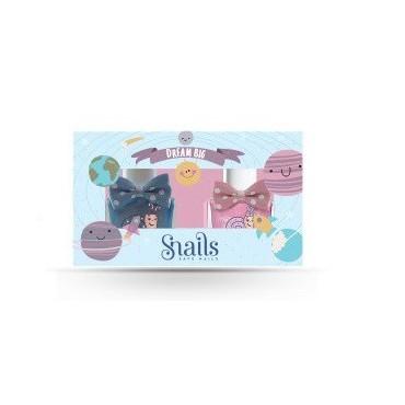 Zestaw 2 lakierów Dream Big Snails
