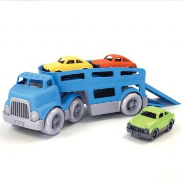 Laweta z samochodzikami Green Toys